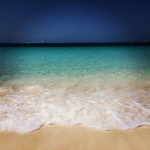 beach house water
