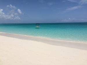 grace bay beach calm 1