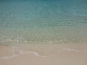 grace bay beach calm 3
