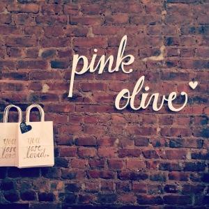 pinkolivewall